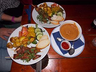 food onboard Albatros